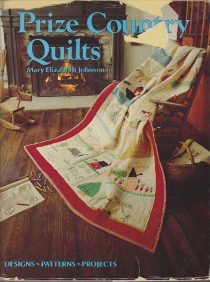 Image for PRIZE COUNTRY QUILTS Designs, Patterns, Projects