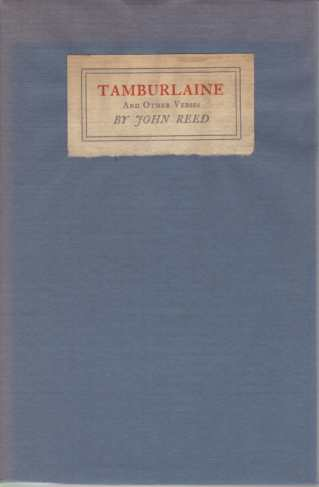 Image for TAMBURLAINE AND OTHER VERSES