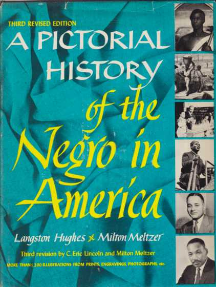 Image for A PICTORIAL HISTORY OF THE NEGRO IN AMERICA