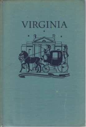 Image for VIRGINIA A Guide to the Old Dominion