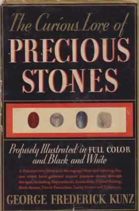 Image for THE CURIOUS LORE OF PRECIOUS STONES