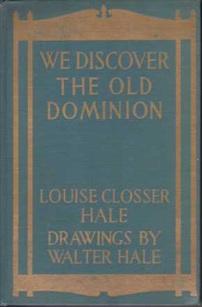 Image for WE DISCOVER THE OLD DOMINION