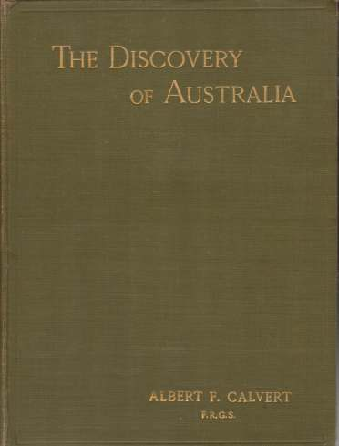 Image for THE DISCOVERY OF AUSTRALIA