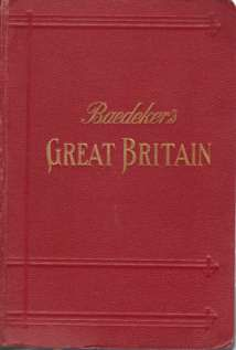 Image for GREAT BRITAIN Handbook for Travellers