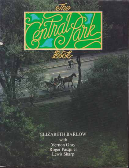 Image for THE CENTRAL PARK BOOK