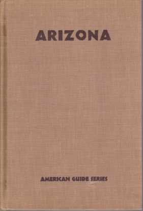 Image for ARIZONA A Guide to the State