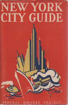 Image for NEW YORK CITY GUIDE A Comprehensive Guide to the Five Boroughs of the Metropolis