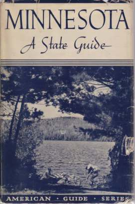 Image for MINNESOTA A State Guide