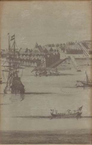 Image for A BRIEF DESCRIPTION OF NEW-YORK, 1670