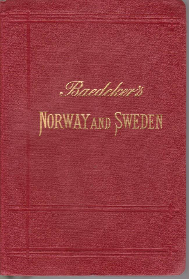 Image for NORWAY, SWEDEN, AND DENMARK Handbook for Travellers