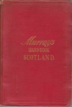 Image for HANDBOOK FOR TRAVELLERS IN SCOTLAND