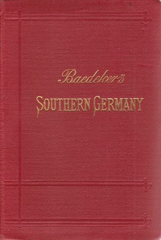 Image for SOUTHERN GERMANY Wurtemberg and Bavaria