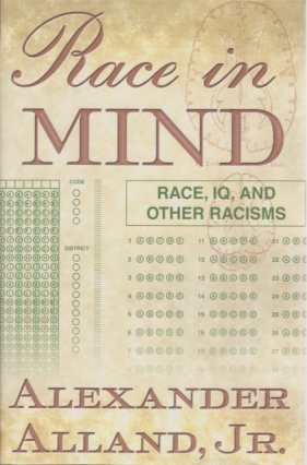 Image for RACE IN MIND Race, IQ, and Other Racisms