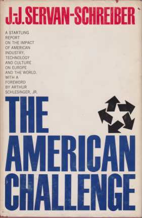Image for THE AMERICAN CHALLENGE
