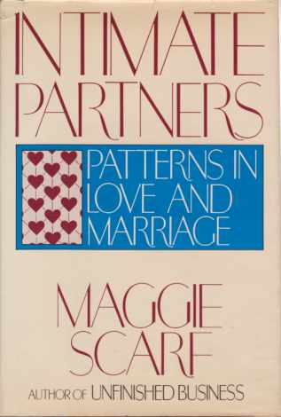 Image for INTIMATE PARTNERS Patterns in Love and Marriage