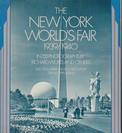 Image for THE NEW YORK WORLD'S FAIR 1939/1940 IN 155 PHOTOGRAPHS