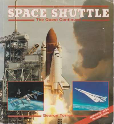 Image for SPACE SHUTTLE The Quest Continues