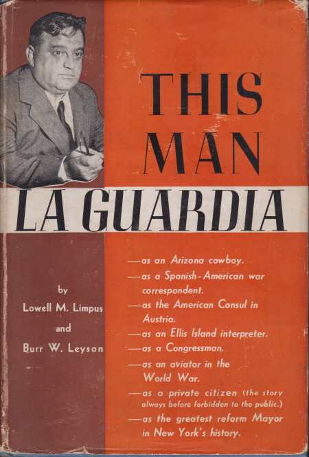Image for THIS MAN LA GUARDIA
