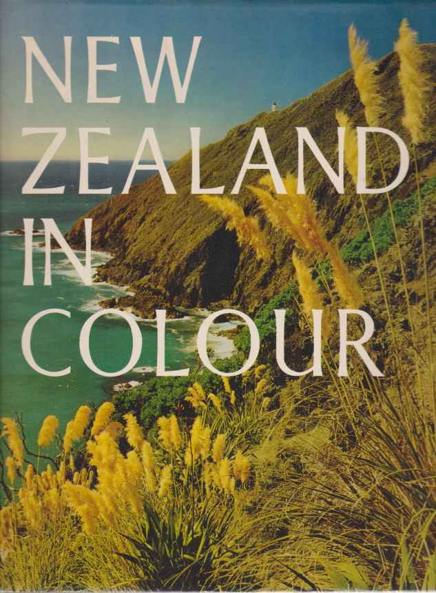 Image for NEW ZEALAND IN COLOUR
