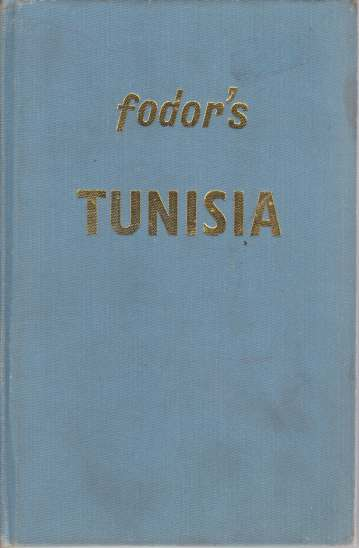Image for FODOR'S TUNISIA