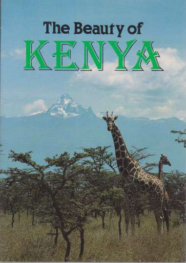Image for THE BEAUTY OF KENYA