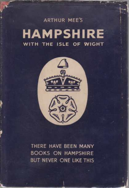 Image for HAMPSHIRE With the Isle of Wight