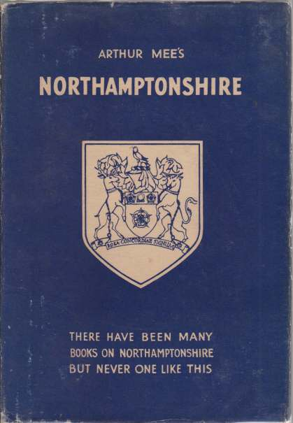 Image for NORTHAMPTONSHIRE County of Spires and Stately Homes