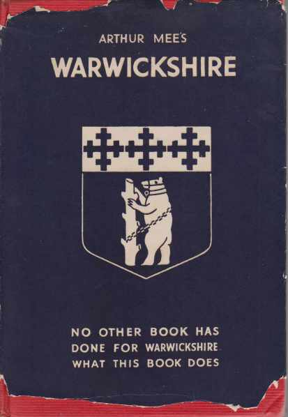 Image for WARWICKSHIRE Shakespeare's Country