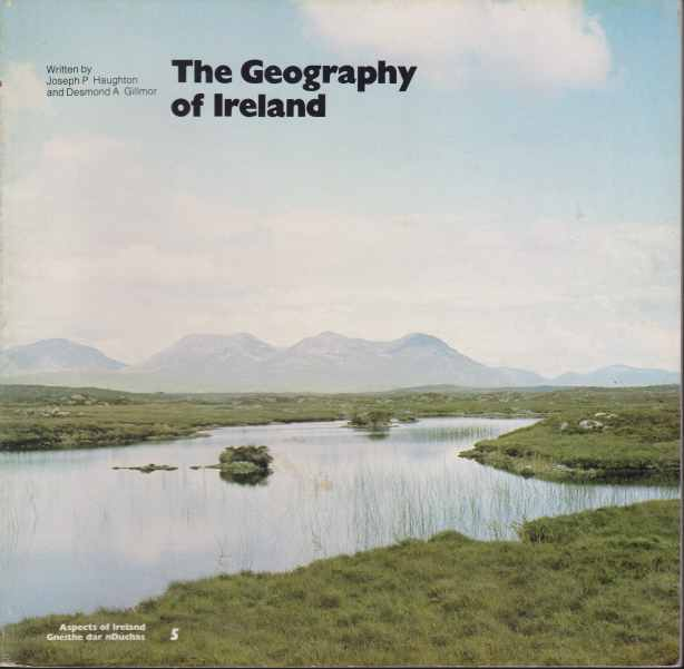 Image for THE GEOGRAPHY OF IRELAND
