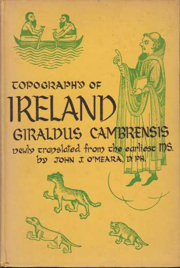 Image for THE FIRST VERSION OF THE TOPOGRAPHY OF IRELAND