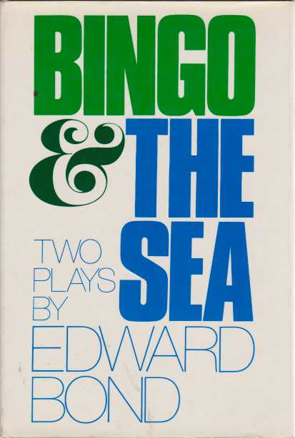 Image for BINGO & THE SEA Two Plays