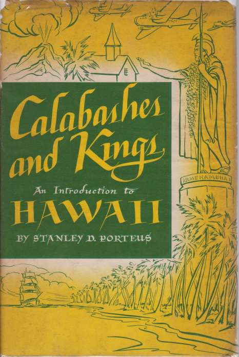 Image for CALABASHES AND KINGS An Introduction to Hawaii