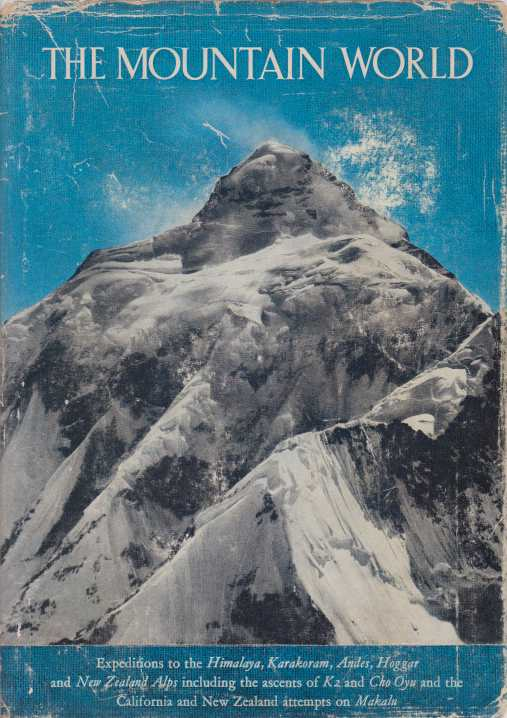 Image for THE MOUNTAIN WORLD 1955