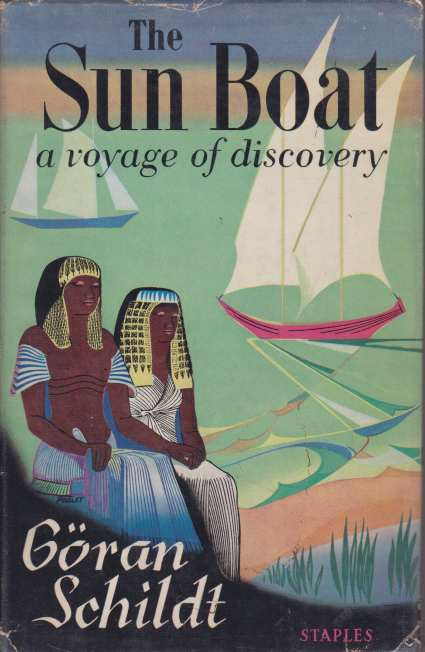Image for THE SUN BOAT A Voyage of Discovery