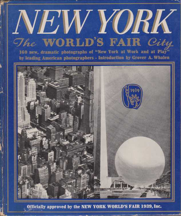 Image for NEW YORK The World's Fair City