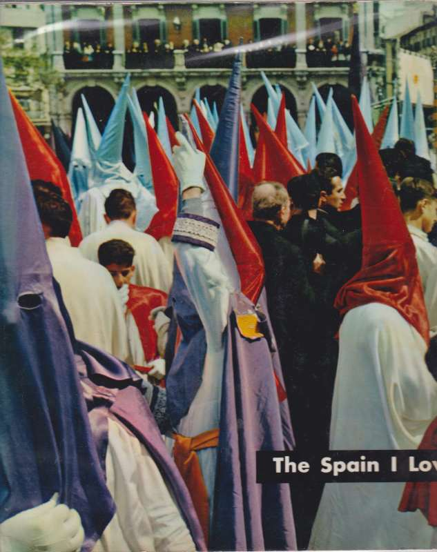 Image for THE SPAIN I LOVE