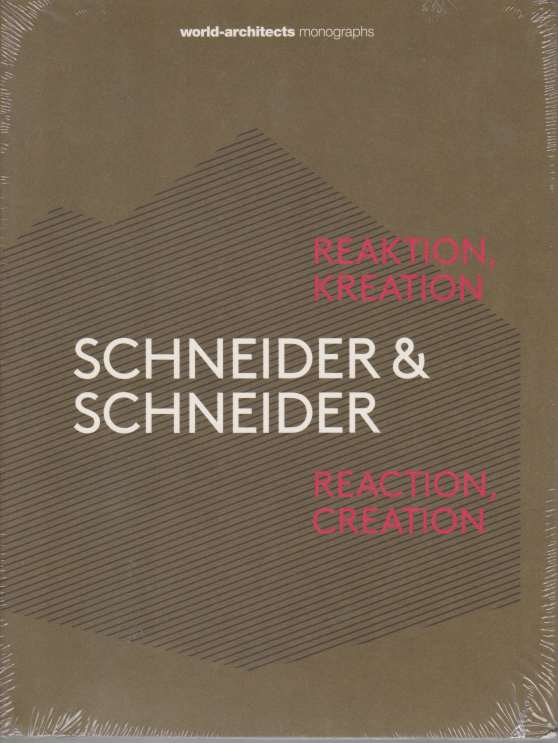 Image for SCHNEIDER & SCHNEIDER Reaktion, Kreation. Reaction, Creation