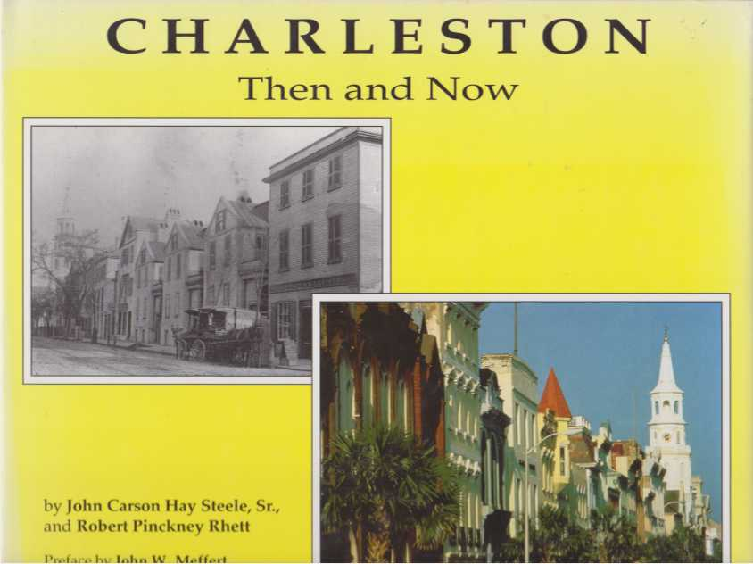 Image for CHARLESTON Then and Now