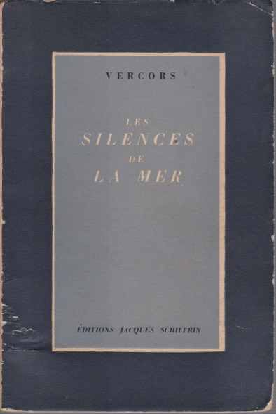 Image for LES SILENCES DE LA MER