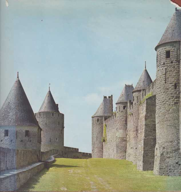Image for CITÉ DE CARCASSONNE