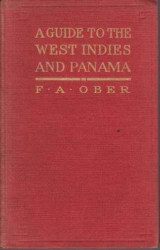 Image for A Guide to the West Indies, Bermuda and Panama