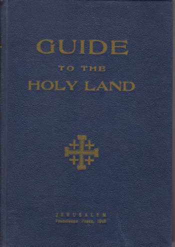 Image for GUIDE TO THE HOLY LAND