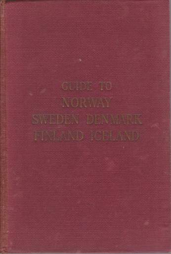 Image for Cook's Traveller's Handbook to Norway Sweden Denmark Finland Iceland