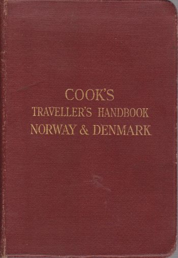 Image for Cook's Handbook to Norway and Denmark With Iceland, Spitsbergen and other Arctic Islands