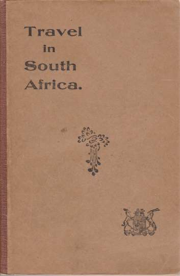 Image for TRAVEL IN SOUTH AFRICA