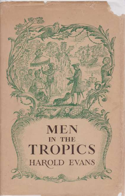 Image for MEN IN THE TROPICS A Colonial Anthology