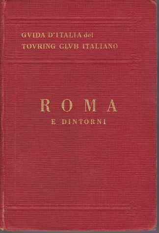 Image for ROMA E DINTORNI