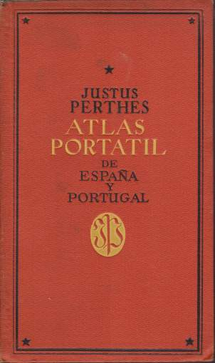 Image for ATLAS PORTATIL DE ESPANA Y PORTUGAL