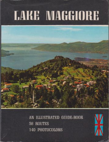 Image for THE MARVELS OF LAKE MAGGIORE Tourist Guide