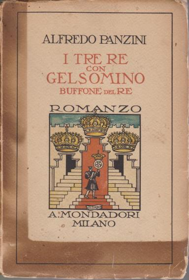 Image for I TRE RE CON GELSOMINO Buffone Del Re
